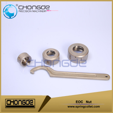 High Quality EOC/OZ Clamping Nut for Collet Chuck