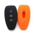 Suitable cute 3button car key case for Ford