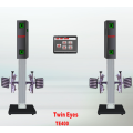 Wheel Alignment with Mobile Bases