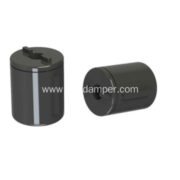 Plastic Hinge Barrel Damper For Auto Cosmetic Mirror