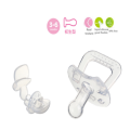 Safety Round Head Baby Silicone Pacifier