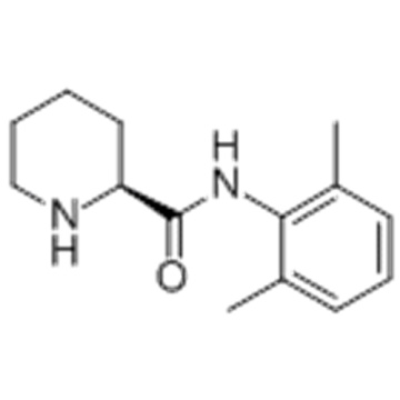 (2S) -N- (2,6-Dimethylphenyl) -2-piperidincarbonsäureamid) CAS 27262-40-4