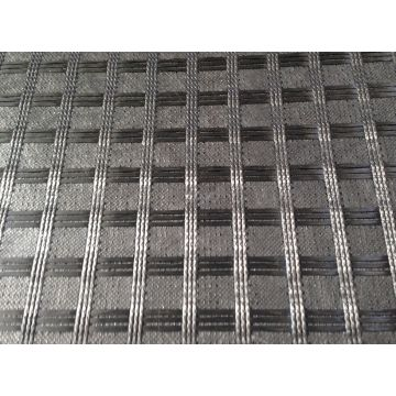 Quality for Asphalt Reinforcement Fiberglass Geogrid Nonwoven Composite Fiberglass Geogrid With Nonwoven Geotextile supply to New Caledonia Importers