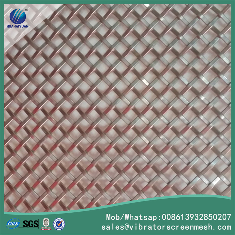 Flat Wire Decorative Mesh