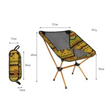 Amazon Indian style deluxe aluminium folding chair