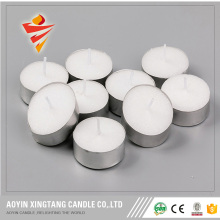 2017 Aoyin 10g white tealight candle
