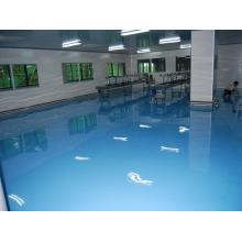 Workshop high-strength epoxy resin coating floor