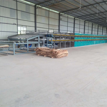 Big Capacity Veneer Drying Machine