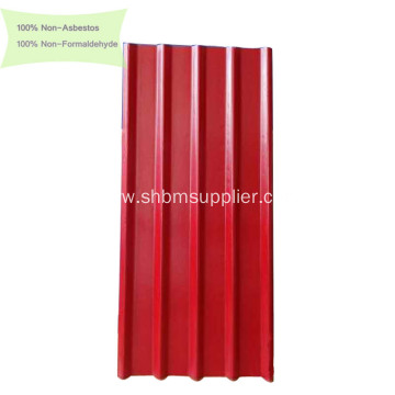 High Strength Anti-corosion Insulating MgO Roof Tile