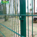 Easily Assembled Galvanized Double Horizontal Wire Mesh
