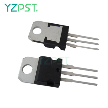 Switching inductive load triac voltage regulator BTA25