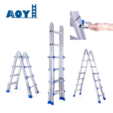 Engineering ladders thickening profiles giant ladders