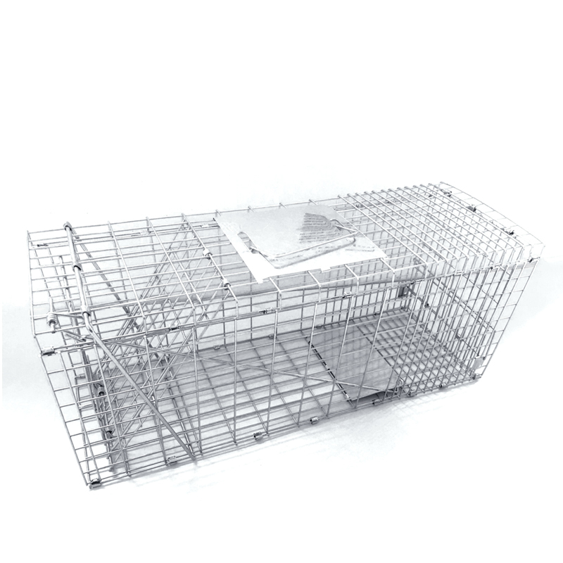 26x9x10 Inch Folding Trap for Live Animal Control