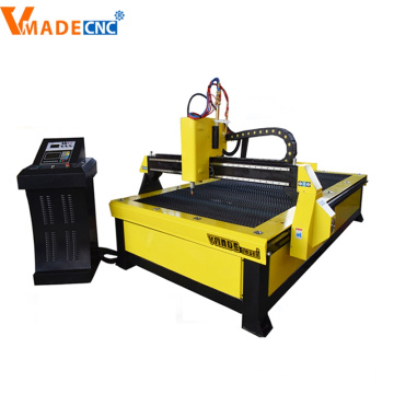 Carbon Steel CNC Plasma Cutting Machine