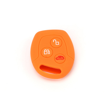 Ford silicone car key protective cover
