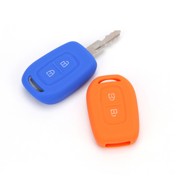 100% Silicone personalised Renault car key cover