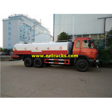 4500 Gallon Dongfeng Water Purling Trucks