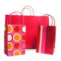 Paper tote bag with good quality