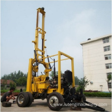original XYX-3 water well drilling rig