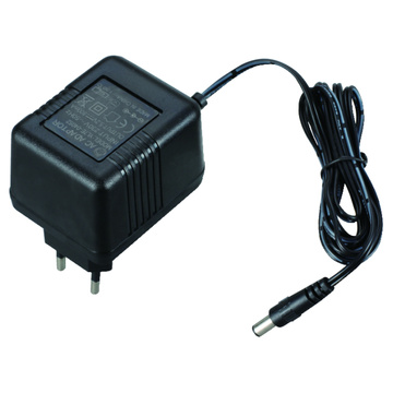 7W Linear AC DC Power Adapter com CE