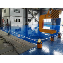 Peacock Blue Waterborne Epoxy Floor Paint