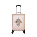 3 pieces 20'' 24'' travel PU suitcase set