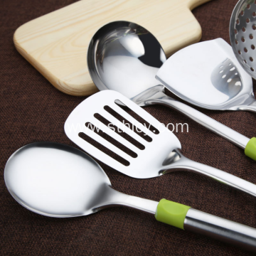6 Piece Stainless Steel Kitchen Tool