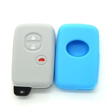 Cheap Silicone Toyota Smart Car key Case Replacement