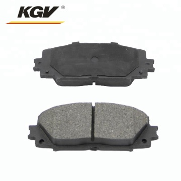GDB3460 Auto Parts Disc Brake Pad For Toyota
