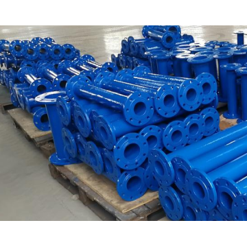 Flanged Socket Short Pipe Ductile Iron