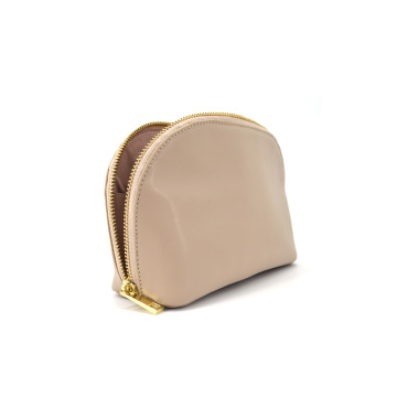 Lady Women Pu Leather Makeup Bag Cosmetic Bag