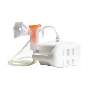 Quiet Effective Portable Medical Air-Compressing Nebulizer