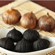 Aged Fermented Solo Black Garlic With Good Taste