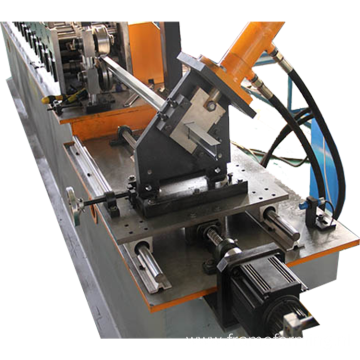 Ceiling T type keel roll forming machine