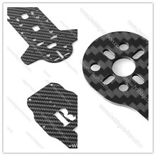 3K carbon fiber sheet for cnc cutting part