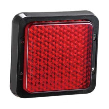 High Quality Rendering Truck Stop Tail Lights