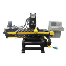 Enhanced Automatic Ball Move CNC Plate Punching Machine
