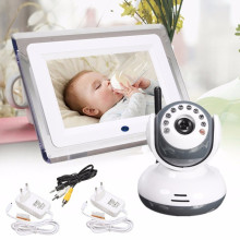 4 Channels 7inch Recordable Baby Monitor Sound Amplifier