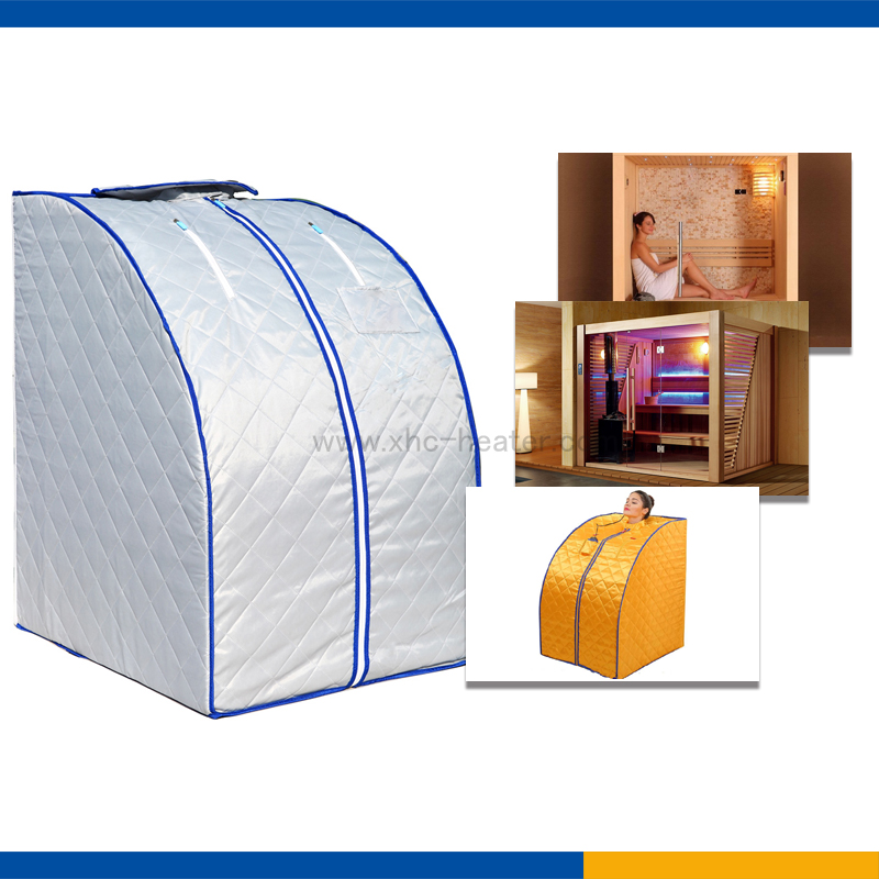 portable sauna room heat film