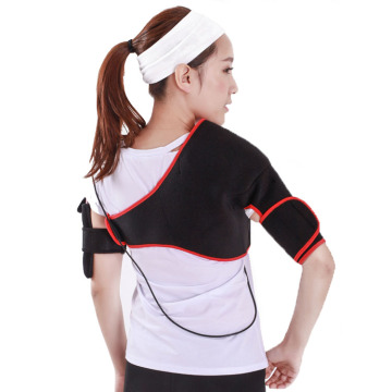 Far Infrared Heating Therapy Pad with Shoulder Brace