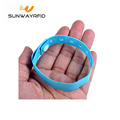 Mifare Ultralight C Disposable PVC RFID Wristband