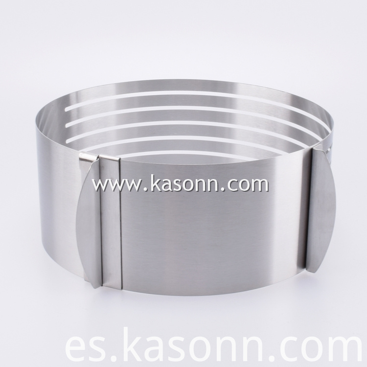 Cake Slicing Mold