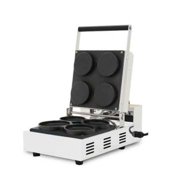 Commercial mini pizza maker machine