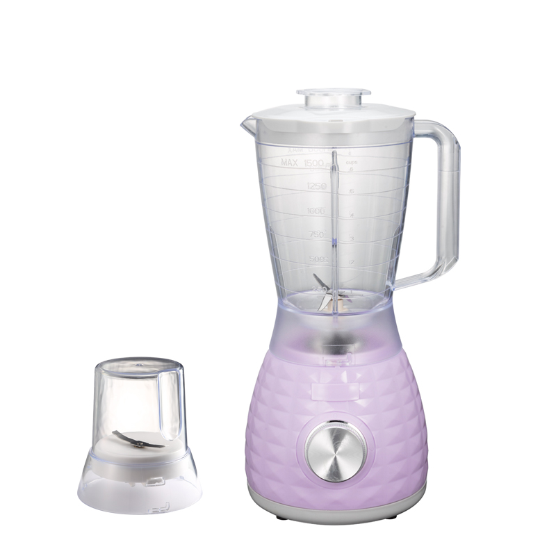Electric Juice Plastic Jar Blender Food Processor