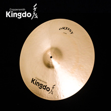 Professional for Offer Ride Cymbals,Practice Ride Cymbals,Medium Ride Cymbal From China Manufacturer B20 Ride Cymbals for Drum export to Malawi Factories