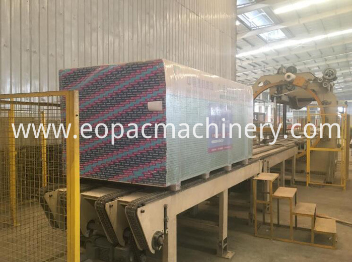 Boards Packaging Line