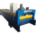 Trapezoidal Roof Panel Sheet Roll Forming Machine