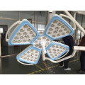 Flower type led shadowless lamp
