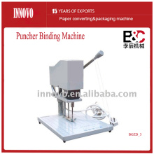 Electric Binding Machine with High Quality (BGZD-3)