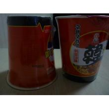export fried cup instant noodles